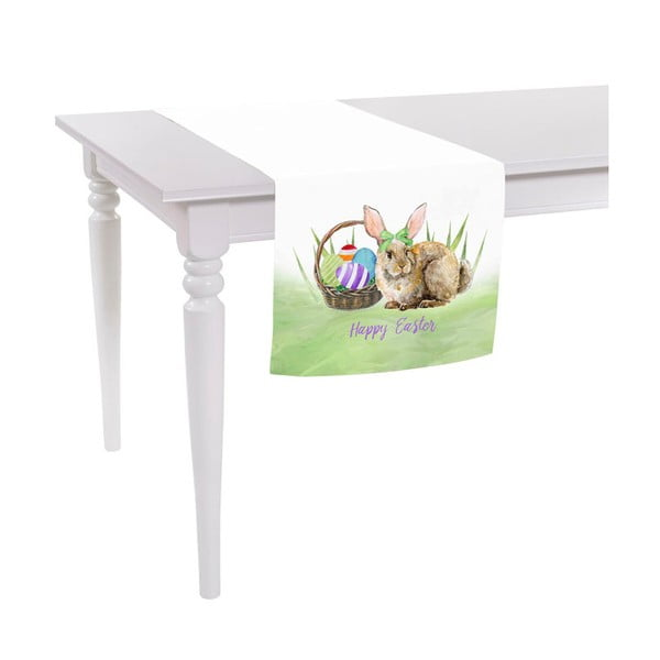 Napron Apolena Easter Basket Rabbit, 40 x 140 cm
