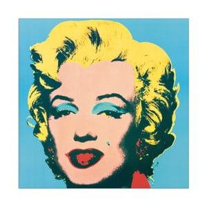 Obraz Warhol - Marylin 1967, 25x25 cm