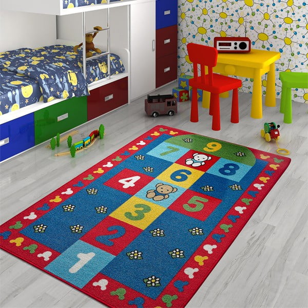 Dětský koberec Sek Sek, 133x190 cm