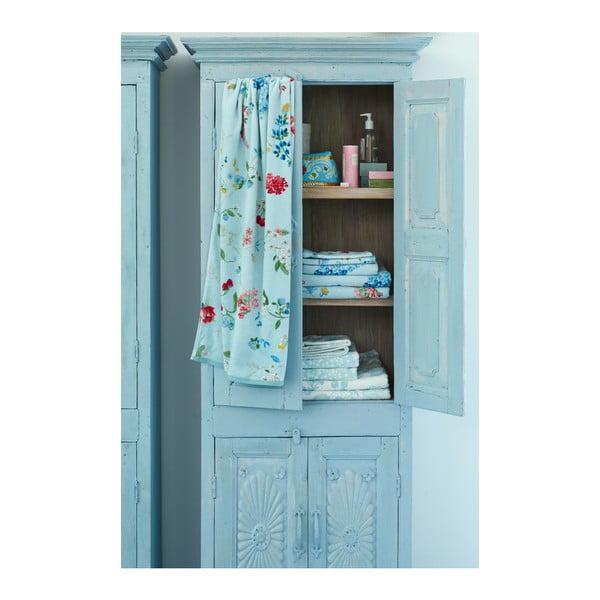 Modrá osuška Pip Studio Hummingbirds, 70x140cm
