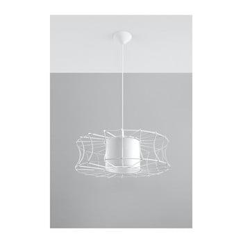 Lustră Nice Lamps Parla, alb de la Nice Lamps