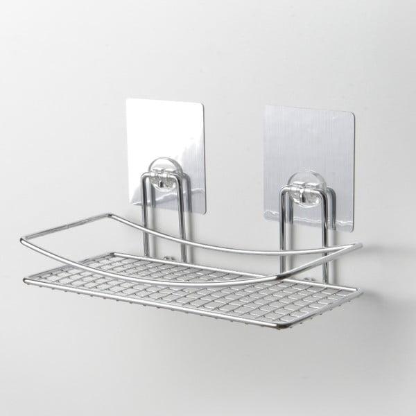 Stojánek na hygienické potřeby Compactor Shower, samodržící