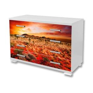 Tapet autocolant mobilă Dimex Australia, 125 x 85 cm
