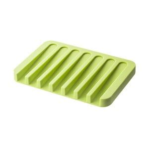 Suport pentru săpun Flow, verde