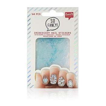 Set autocolante cu sticlă pentru unghii NPW Beauty Junky Nail Stickers de la npw™