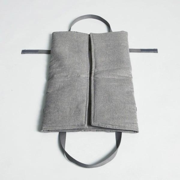 Rozkládací taška/deka pro psa Cloud7 L Gris