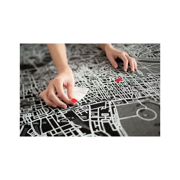 Náhradní špendlíky pro Pin World mapy, 45 ks