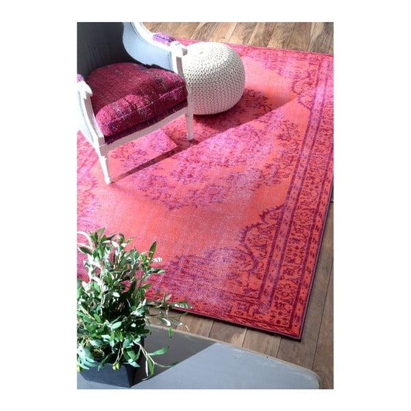 Koberec nuLOOM Comtessa Pink, 165x248cm