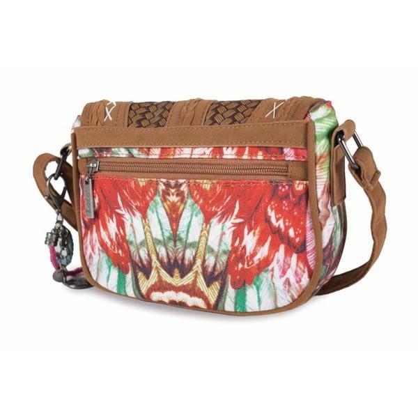 Barevná kabelka Lois, 20 x 15 cm