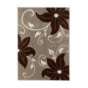 Béžovo-hnědý koberec Think Rugs Verona, 120x170cm