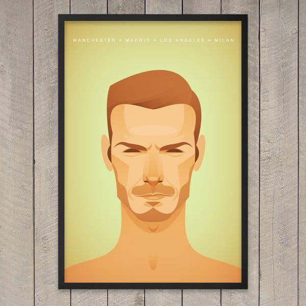 Plakát David, 29,7x42 cm