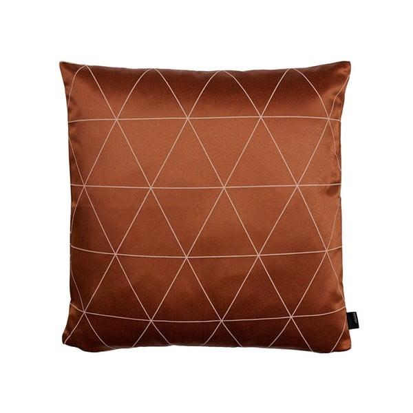 Polštář s náplní Neon Hills Copper, 50x50 cm