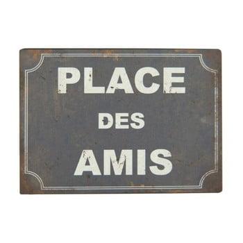 Tăbliță Antic Line Place Des Amis de la Antic Line