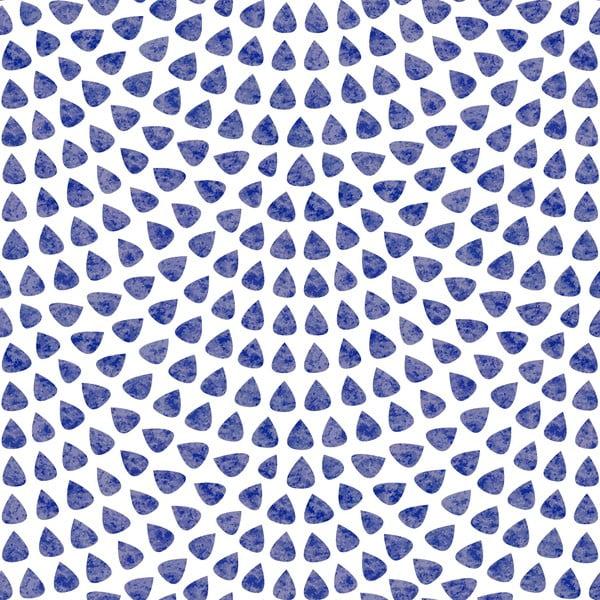 Povlečení Mosaico Azul, 240x220 cm