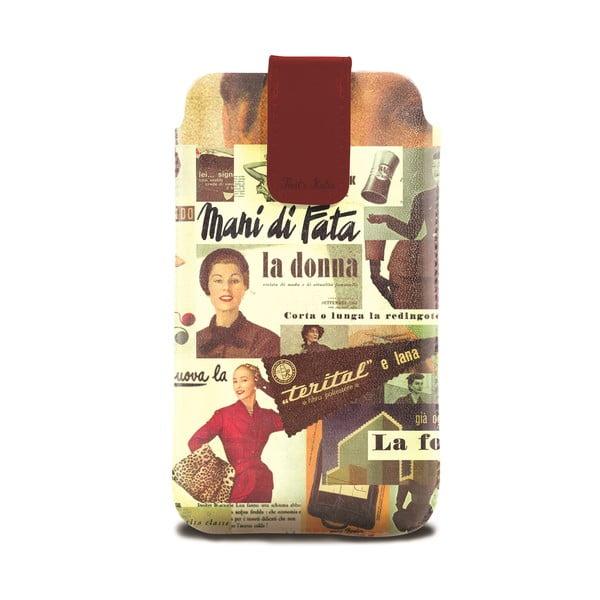 Obal na iPhone 5 La Donna
