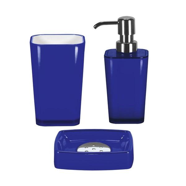 Koupelnový set Easy Dark Blue Set
