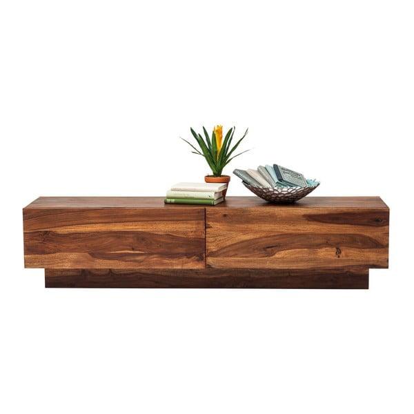 Nízká komoda z palisandrového dřeva Kare Design Authentico