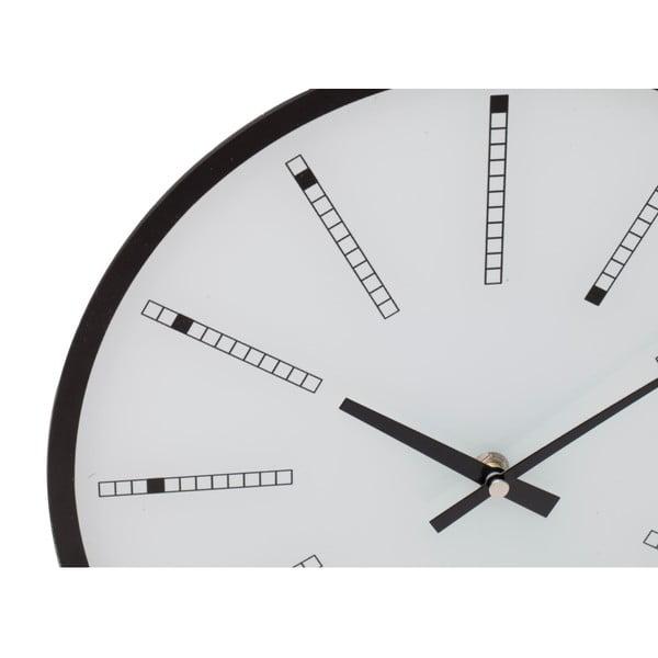 Nástěnné hodiny Mauro Ferretti Orologio In Vetro, 30cm