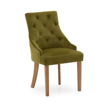 Set 2 scaune dining VIDA Living Hobbs, verde