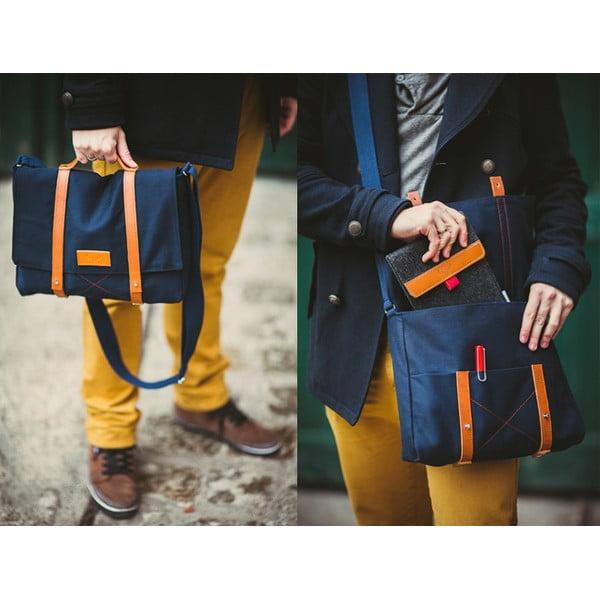Pánská taška Lion Navy Blue
