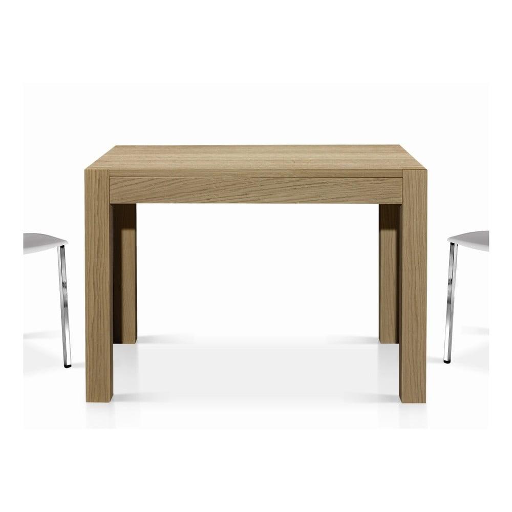 Dřevěný rozkládací jídelní stůl Castagnetti Avolo, 110 cm