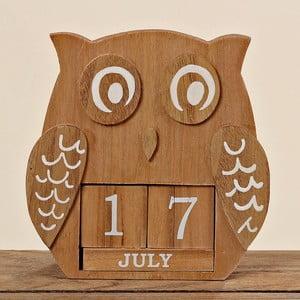 Kalendář Owl