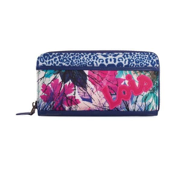 Peněženka Lois Wallet Blue, 19x10 cm