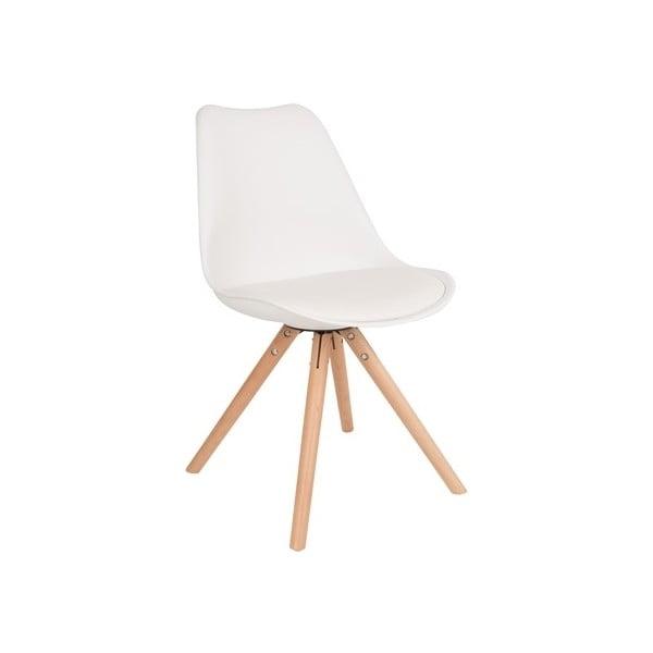 Bílá židle Tryck