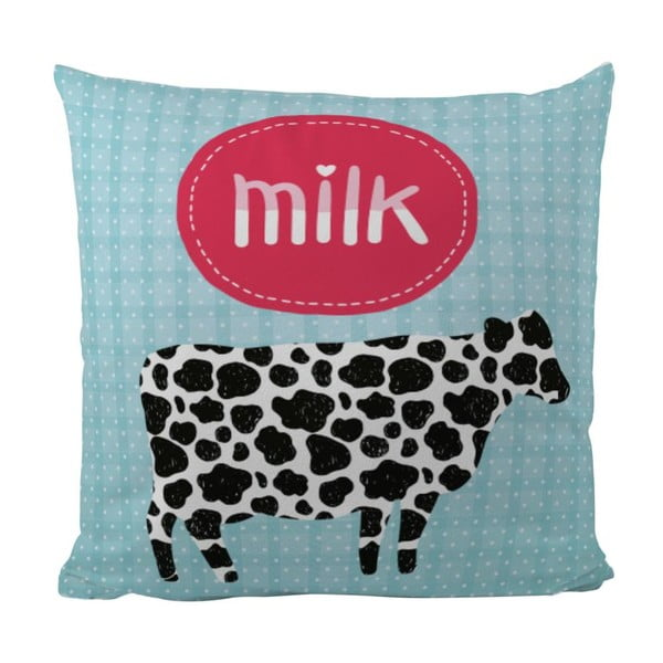 Polštář I Love Milk, 50x50 cm