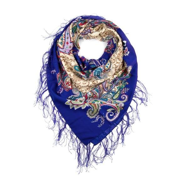 Šátek Etno Fred Blue