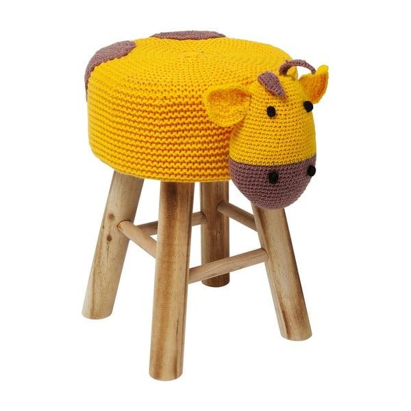 Giraffe gyerek ülőke - Kare Design