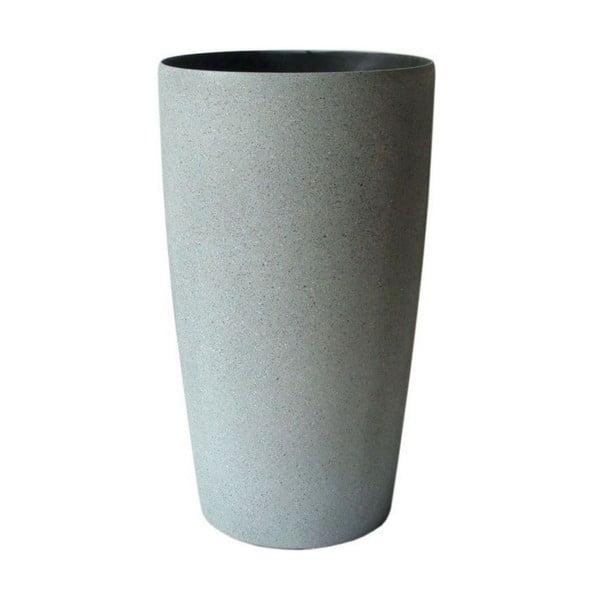 Květináč Victoria 32x56 cm, světle šedý pískovec