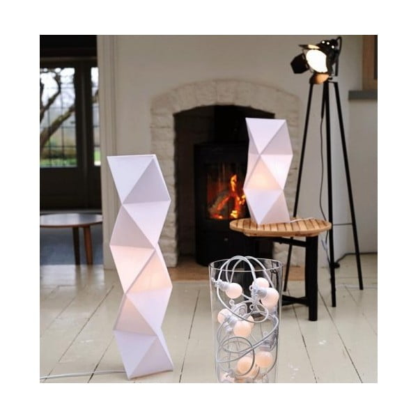 Stolní lampa Geometric