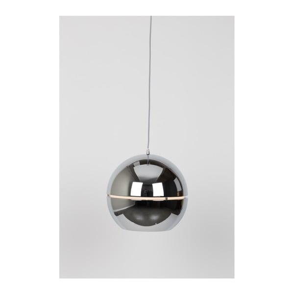 Lustră Zuiver Retro, Ø 40 cm, argintiu