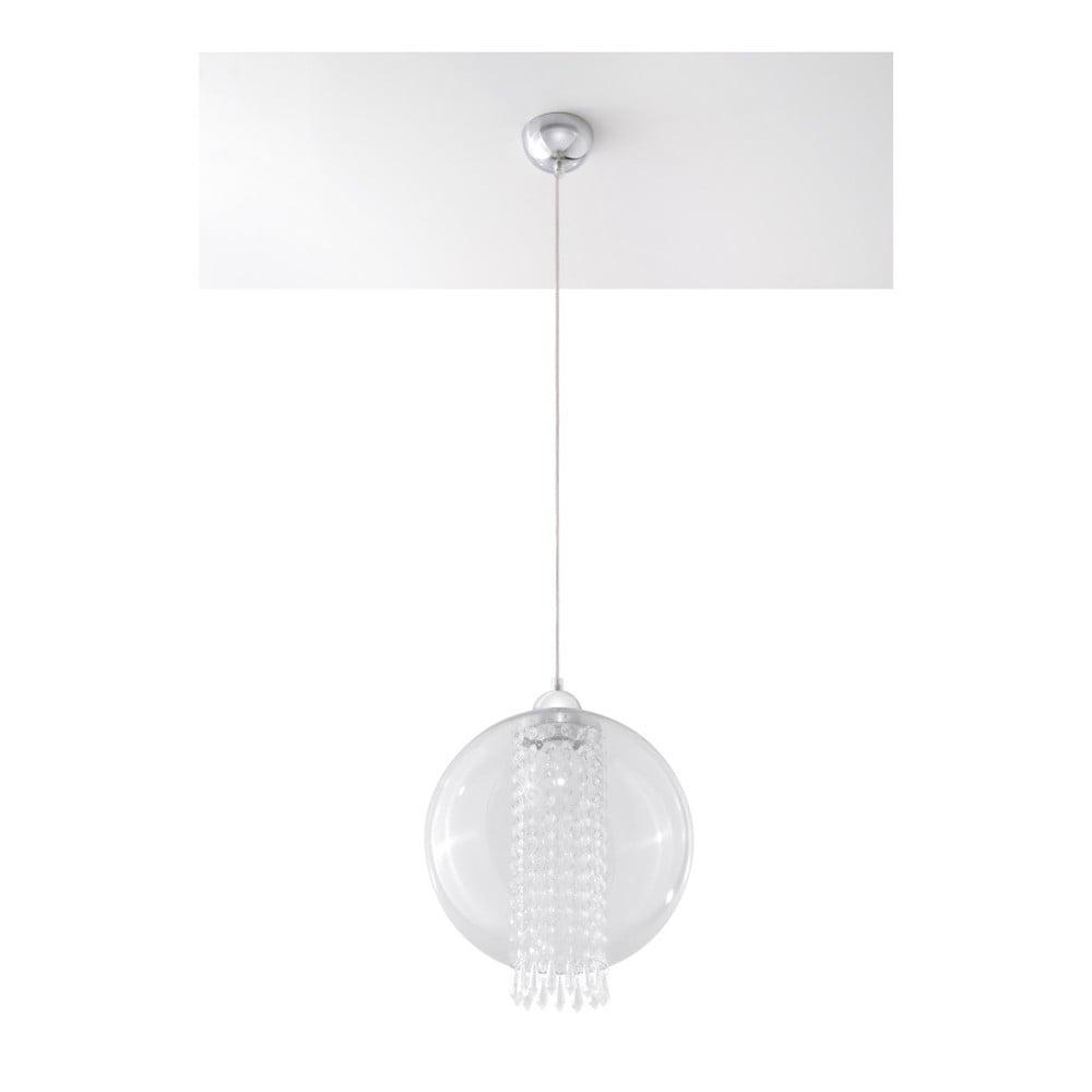 Stropní svítidlo Nice Lamps Fiori Transparent