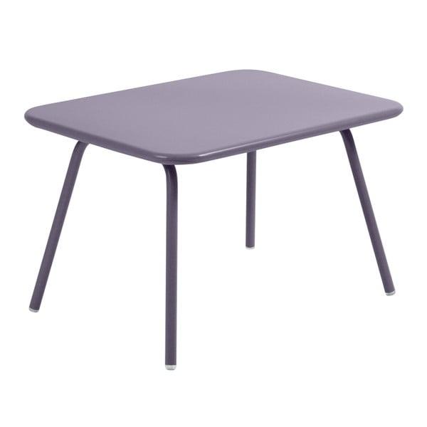 Lila dětský stůl Fermob Luxembourg