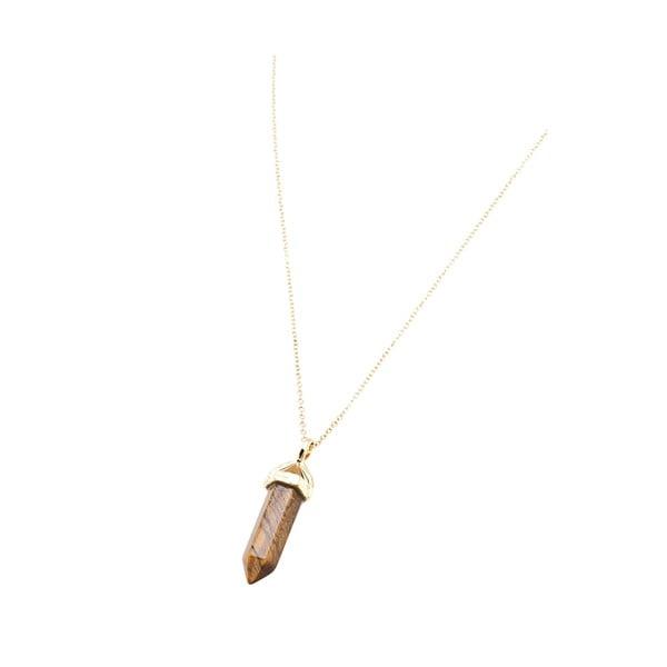 Melinda aranyszínű nyaklánc - NOMA