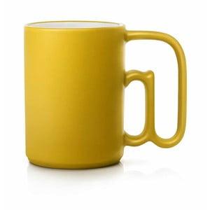 Hrnek Zavináč, žlutý