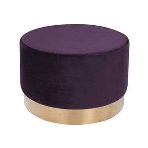 Tmavě fialová stolička 360 Living 422 Petito Largo