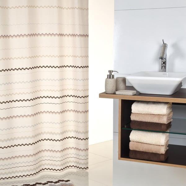 Sprchový závěs Sorema Terra, 180x200 cm