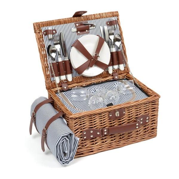 Kosz piknikowy z wyposażeniem Le Studio Panier Pique