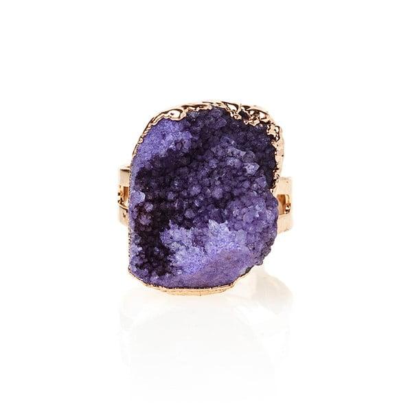 Dámský prsten ve zlaté barvě NOMA Marriane