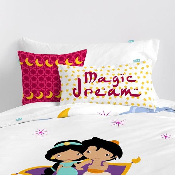 Dětské povlečení na peřinu a polštář Mr. Fox Aladdin, 140x200cm