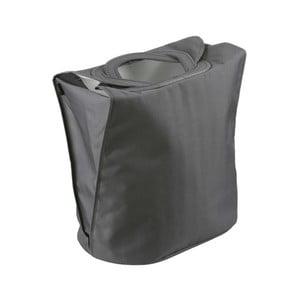 Tmavě šedý koš na prádlo Zone Ruzzo