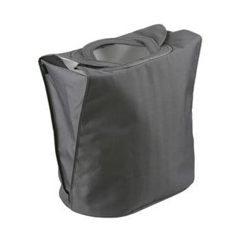 Coș pentru rufe Zone Ruzzo, gri închis imagine