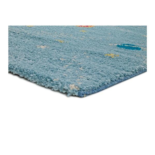 Dětský koberec Universal Cuore Azul, 100x150cm