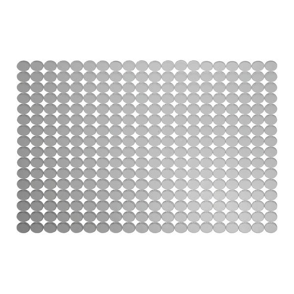 Protiskluzová podložka do dřezu InterDesign Orbz, 30,5x40,5cm