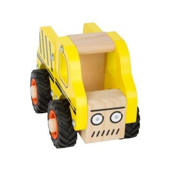 Mașinuță construcții pentru copii, din lemn Legler Vehicle de la Legler