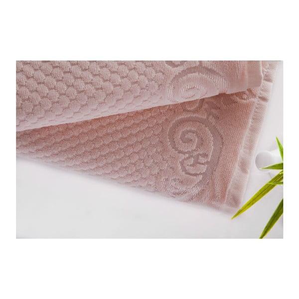 Sada 2ks ručníků Acustic Light Powder, 50x90 cm a 70x140 cm