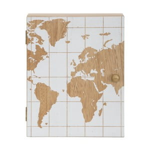 Skříňka na klíče Mauro Ferretti White World